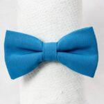 papion-minimat-turcoaz-albastru-dublu
